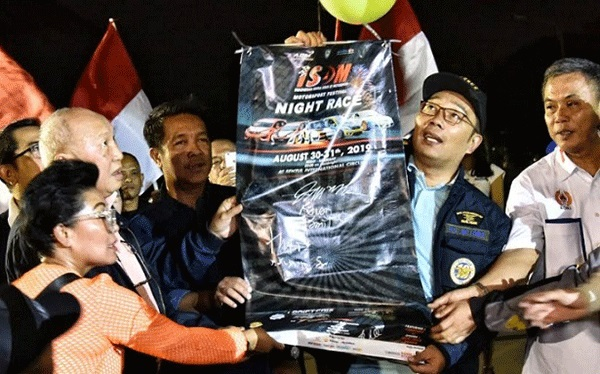 IMI Apresiasi ISSOM Festival Motorsport Night Race 2019