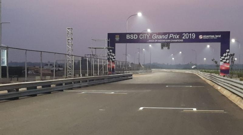 BSD City Grand Prix 2019 Siap Digelar