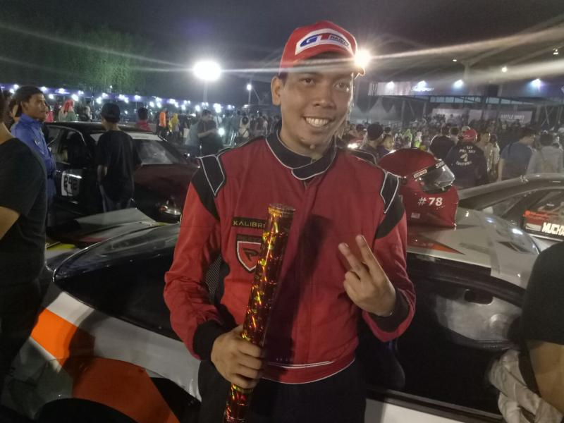 GT Radial Raih Double Winner Di Indonesia Drift Prix 2019